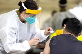 Australia đẩy nhanh chiến dịch tiêm chủng vaccine ngừa COVID-19