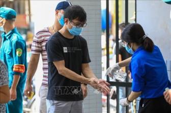 Ngày 20-9, Việt Nam ghi nhận 8.681 ca nhiễm mới SARS-CoV-2, thấp nhất trong 1 tháng trở lại đây