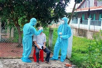 Châu Phú nỗ lực kiểm soát dịch bệnh
