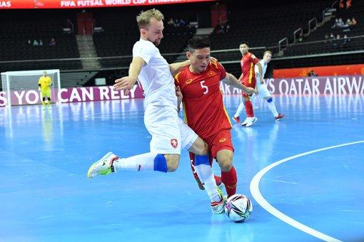 Futsal Việt Nam lập kỳ tích ở FIFA Futsal World Cup