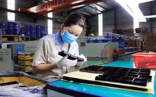 Tăng tốc sản xuất tại các doanh nghiệp FDI