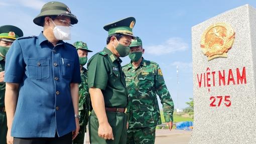 Đảng viên quân hàm xanh nơi tuyến đầu chống dịch - Kỳ 1: Lời hiệu triệu của Đảng