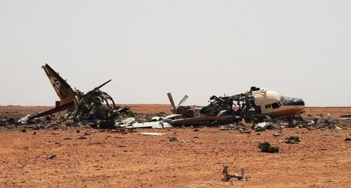 Libya: Va chạm máy bay trực thăng, một tướng quân đội tử vong