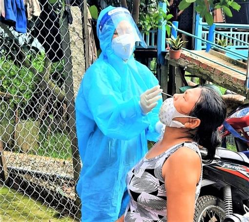 Ngày 25-9, TP. Châu Đốc tầm soát SARS-CoV-2 toàn dân phường Châu Phú A và Châu Phú B