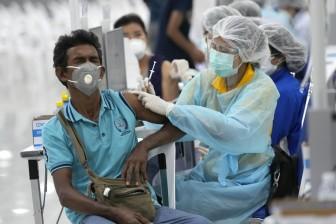 Thái Lan bật đèn xanh cho kỹ thuật tiêm vaccine dưới da