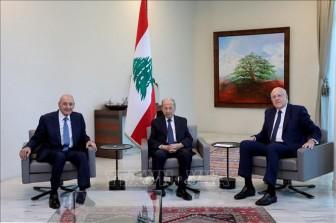 Quốc hội Liban thông qua chính phủ mới
