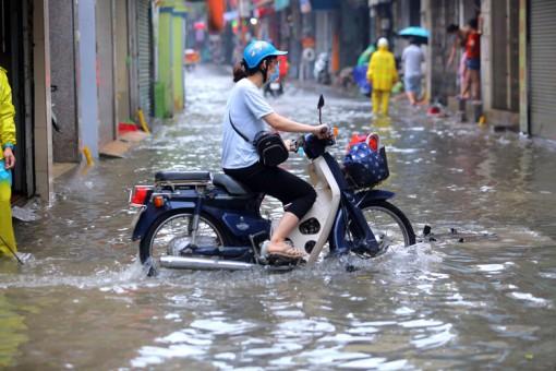 Thời tiết ngày 21-9: Trung Bộ, Tây Nguyên và Nam Bộ có mưa rào và dông