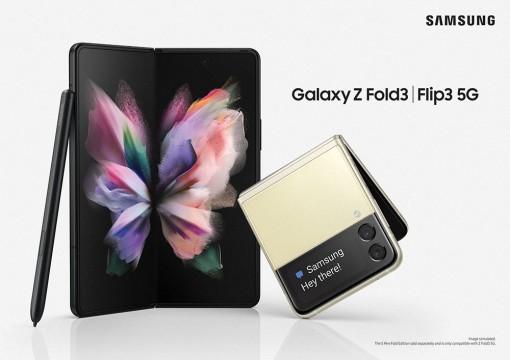 'Choáng' với lượng đặt hàng các mẫu điện thoại gập mới của Samsung