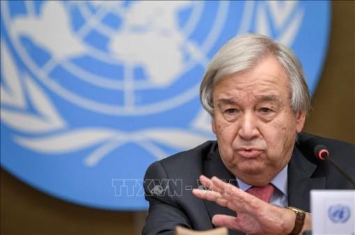 Tổng Thư ký Liên hợp quốc hy vọng quan hệ liên Triều tiến triển
