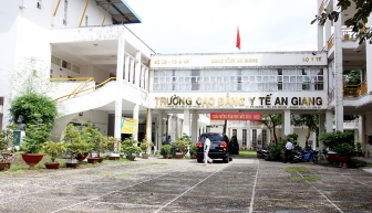 Chủ tịch UBND tỉnh An Giang thống nhất chủ trương nâng cấp, sửa chữa Trường Cao đẳng Y tế An Giang
