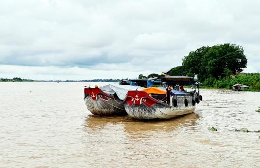Lũ đầu nguồn sông Cửu Long khả năng dưới mức báo động 1