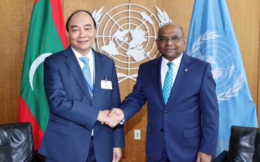 Chủ tịch nước đề nghị Liên hợp quốc hỗ trợ Việt Nam tiêm vaccine rộng rãi