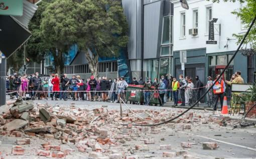 Động đất mạnh 6 độ rung chuyển vùng đông nam Australia
