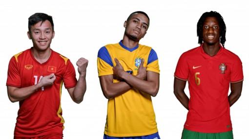 Văn Hiếu lọt Top 5 cầu thủ trẻ sáng giá tại FIFA Futsal World Cup 2021