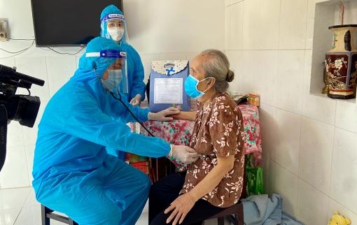 Ra mắt mô hình Trạm Y tế lưu động phường Mỹ Bình
