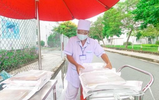 Công đoàn đồng hành cùng lực lượng y tế chống dịch