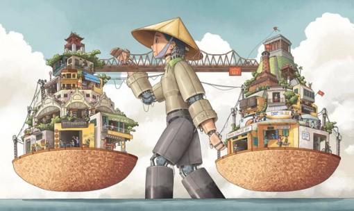 UNESO công bố kết quả Cuộc thi vẽ minh họa về thành phố sáng tạo Hà Nội