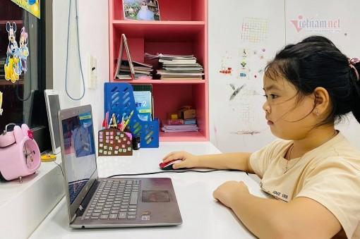 Hà Nội: Đề xuất thu học phí online bằng 75% học phí trực tiếp