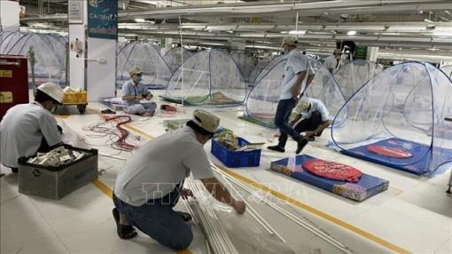 Doanh nghiệp Bình Dương chuẩn bị cho khôi phục sản xuất sau 'bình thường mới'