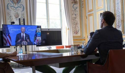 Pháp và Mỹ nỗ lực khôi phục niềm tin