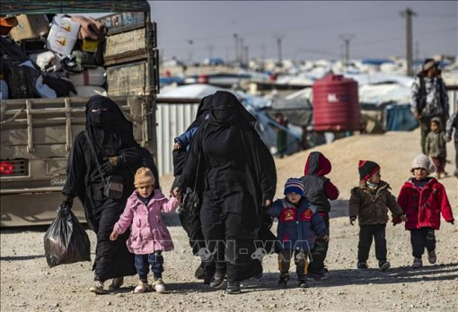 Báo động về tình trạng trẻ em thiệt mạng tại các trại sơ tán ở Syria