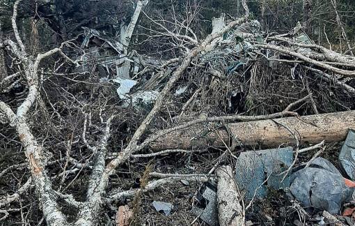 Nga xác nhận toàn bộ phi hành đoàn trên máy bay An-26 gặp nạn đã thiệt mạng