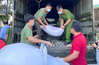 An Giang được hỗ trợ 2.572,766 tấn gạo từ nguồn dự trữ quốc gia