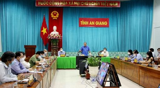 Ban hành Quy chế hoạt động của Trung tâm Chỉ huy phòng, chống dịch COVID-19 tỉnh An Giang