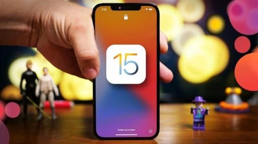iOS 15 thu hút ít người dùng iPhone hơn iOS 14
