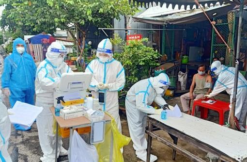 Ngày 24-9: An Giang ghi nhận 117 ca nghi mắc COVID-19