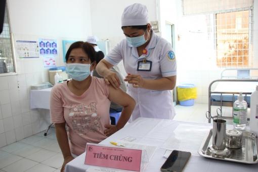 An Giang phê duyệt đối tượng tiêm vaccine phòng COVID-19 đợt 9, với 60.425 liều