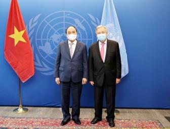 Việt Nam là thành viên có trách nhiệm của Liên hợp quốc