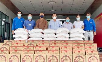 Châu Phú chăm lo cho người dân gặp khó khăn