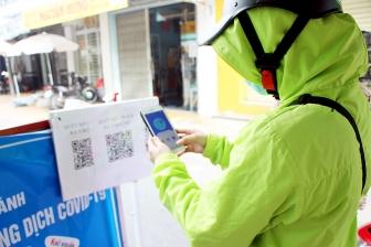 An Giang thí điểm giấy đi đường điện tử trên địa bàn TP. Long Xuyên