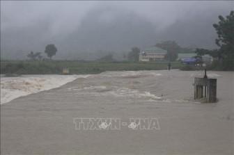 Mưa lớn ở Bắc Bộ, Bắc Trung Bộ, đề phòng mưa đá và gió giật mạnh ở Tây Nguyên, Nam Bộ