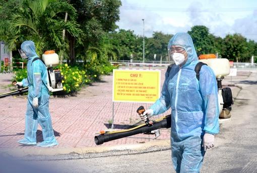 Châu Thành nỗ lực kiểm soát dịch bệnh COVID-19
