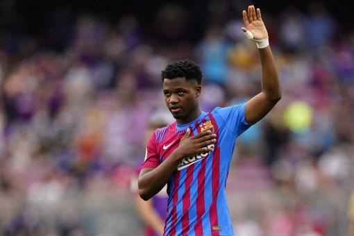 Ansu Fati tái xuất kỳ diệu: Hành trình kế thừa Messi