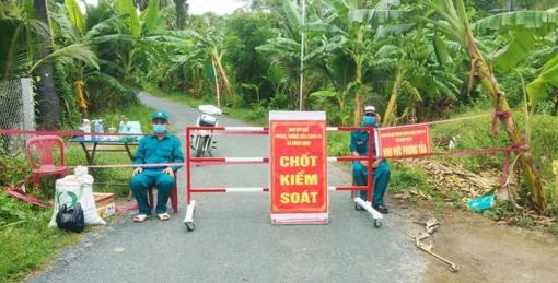 Khẩn trương kiểm soát các ổ dịch ở huyện Tịnh Biên