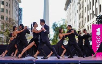 Khép lại liên hoan Tango thế giới 2021