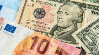 Tỷ giá USD, Euro ngày 28-9: Mỹ đụng trần nợ công, USD tăng mạnh