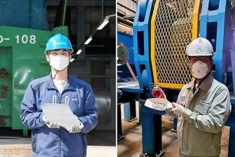 Samsung, Hyundai Steel phát triển công nghệ mới tái sử dụng bùn thải