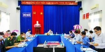 Xây dựng mục tiêu phát triển kinh tế - xã hội huyện Tịnh Biên trong năm 2022