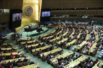 Liên hợp quốc với vai trò kết nối thế giới giải quyết các thách thức chung