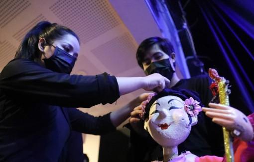 Sân khấu hậu giãn cách: Nhà hát đã sẵn 'của để dành' cho ngày mở màn