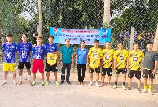 Tịnh Biên phát triển phong trào thể thao trong thanh, thiếu niên