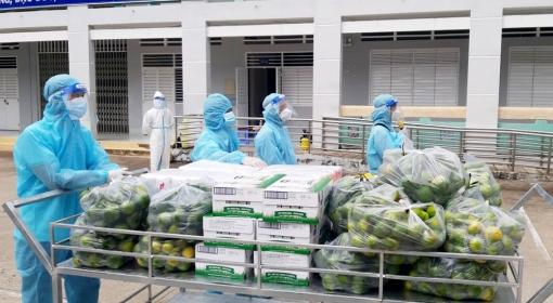 Phú Tân dốc toàn lực phòng, chống dịch COVID-19