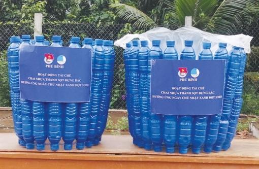 Tăng cường quản lý chất thải nhựa