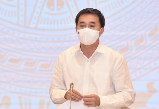 Thứ trưởng Trần Văn Thuấn: Bộ Y tế chưa mua test kháng nguyên nhanh