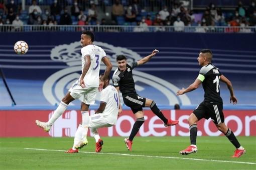 Kết quả Champions League: Real Madrid thua sốc đối thủ vô danh