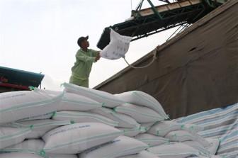 Giá gạo Việt Nam tăng lên mức cao trong hai tháng rưỡi qua